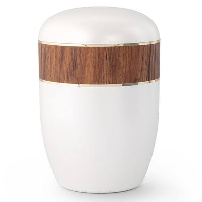 Red Oak Biodegradable Urn