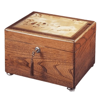 Resurrection Chest Cremation Urn