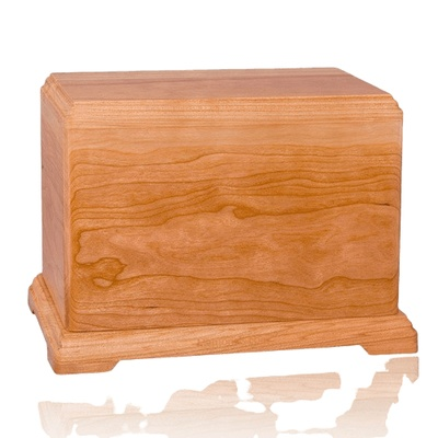 Regency Wood Cremation Urn