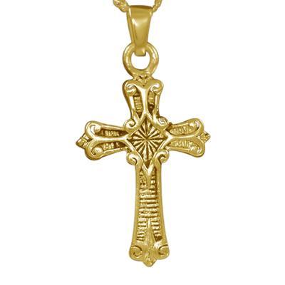 Roman Cross Keepsake Jewelry IV