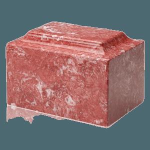 Rose Marble Individual Urn