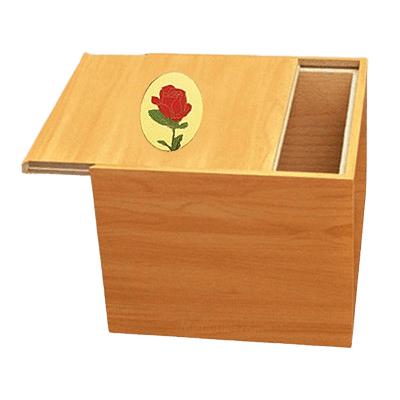 Norwegian Rose Cremation Urn