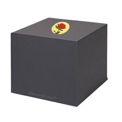 Swedish Rose Cremation Urn