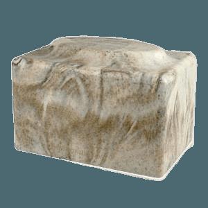 Sand Swirl Marble Cremation Urn