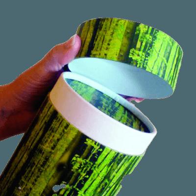 Forest Scattering Biodegradable Urn