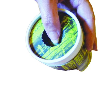 Navy Scattering Biodegradable Urn