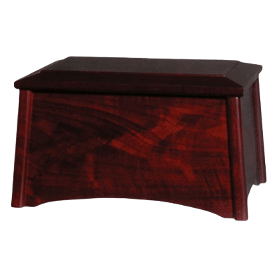 Sequoia Wood Cremation Urn