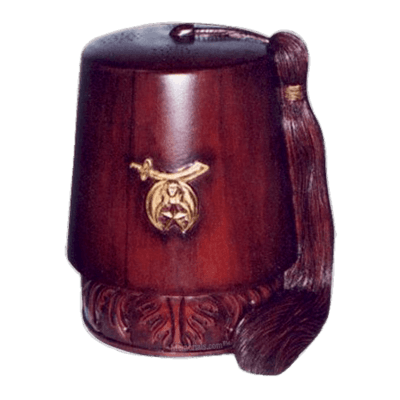 Shriners Cremation Urn