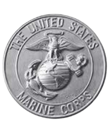 Marine Silver Medallion Appliques