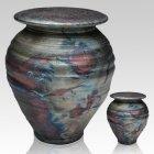 Raku Dream Ceramic Cremation Urns