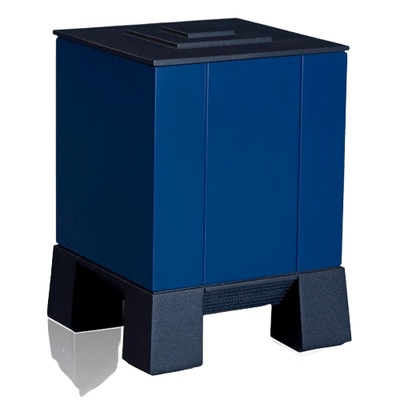 Blue & Blue Children Cremation Urn