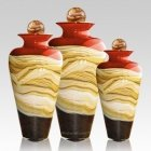 Celestial Strawberry Cremation Urns