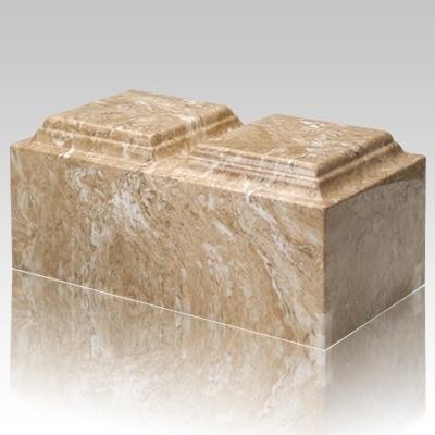 Syrocco Marble Companion Urn