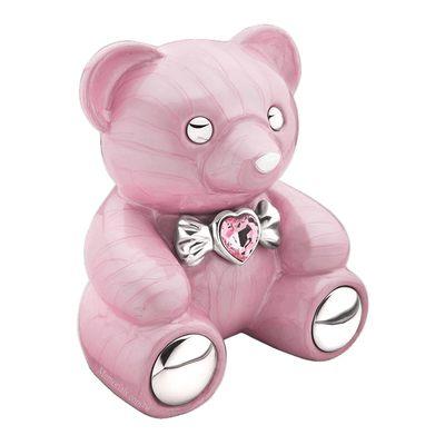 Teddy Pink Childrens Cremation Urn
