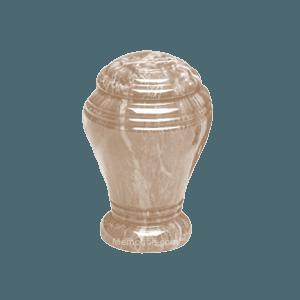 Tiger Eye Marble Cremation Urn II