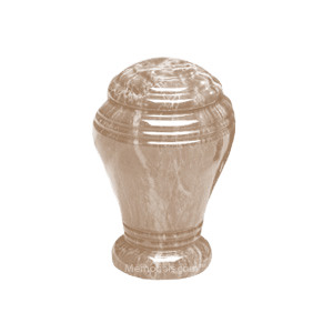 Tiger Eye Marble Cremation Urn II