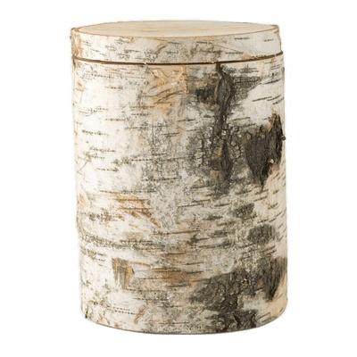 True Birch Cremation Urn