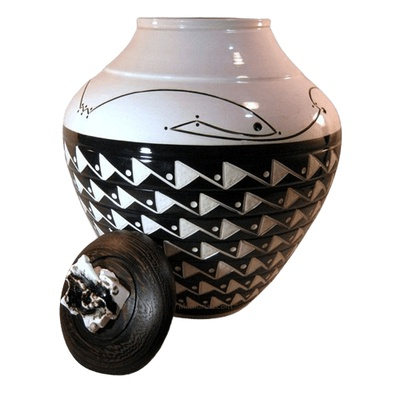 Kiye Nature Cremation Urn