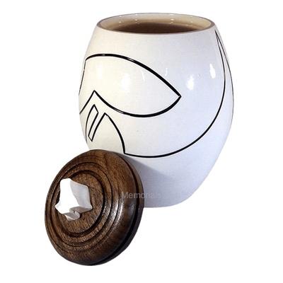 Pueblo Cremation Urn