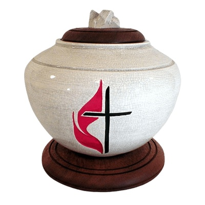 Christian Cremation Urns