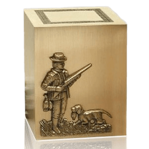 Hunting Cremation Urn