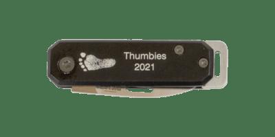 Keychain Knife Keepsakes