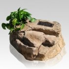 Valor Pet Memorial Rock & Tree
