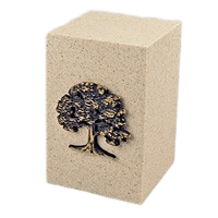Vanilla Naples Cultured Cremation Urn