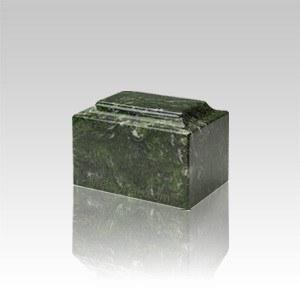 Verde Marble Keepsake Urn