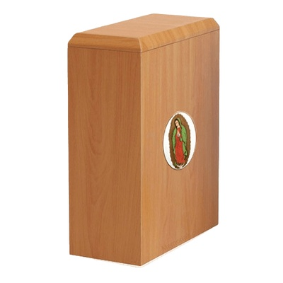 British Lady Of Guadalupe Cremation Urn
