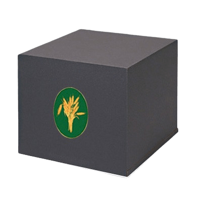 Swedish Wheat Cremation Urn