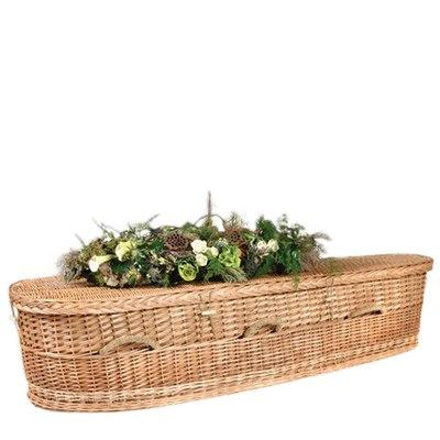 Willow Green Casket