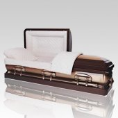 Windsor Semi-Precious Metal Caskets