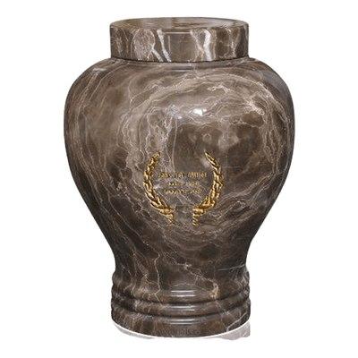 Winston Large Marble Cremation Urn