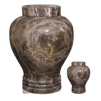 Winston Marble Cremation Urns