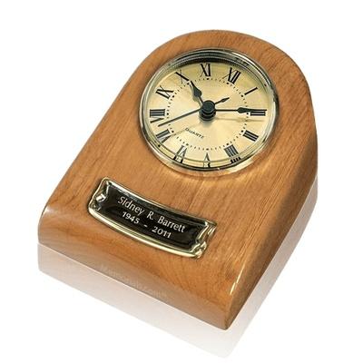 Naturale Clock Keepsake Cremation Urn
