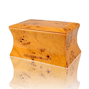 Bremount Wood Cremation Urn