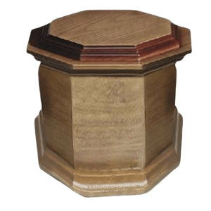 Buckingham Wood Cremation Urn III