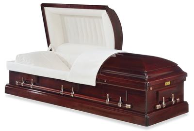 Woodbridge Wood Casket