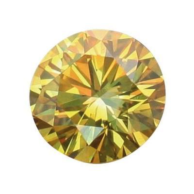 Yellow Cremation Diamonds