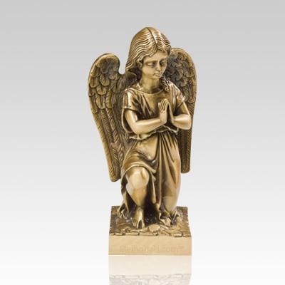 Tender Prayer Girl Children Cremation Urn
