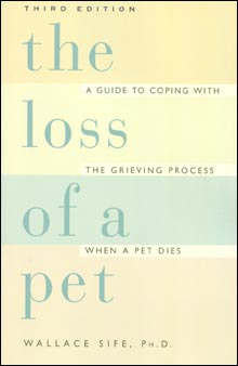 The Loss of a Pet Book