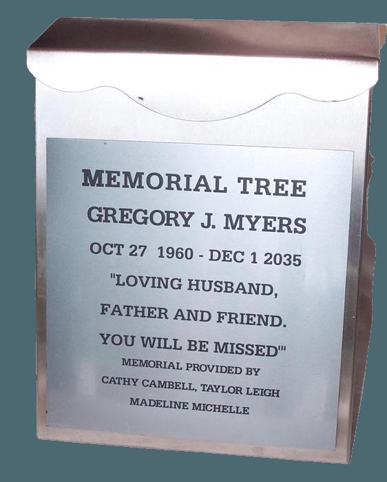 Tree Huger Cremation Urn