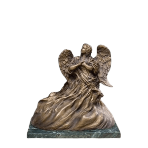 Upward Angel Keepsake Cremation Urn