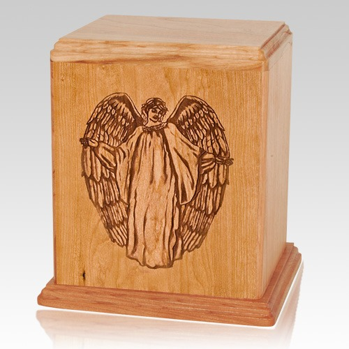 Angel Wing Cremation Urn