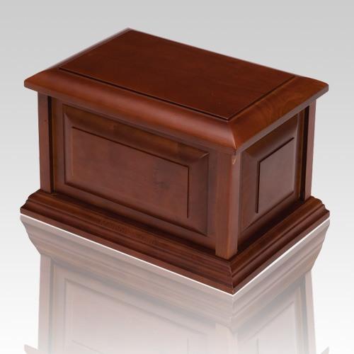 Congressional Wood Cremation Urn