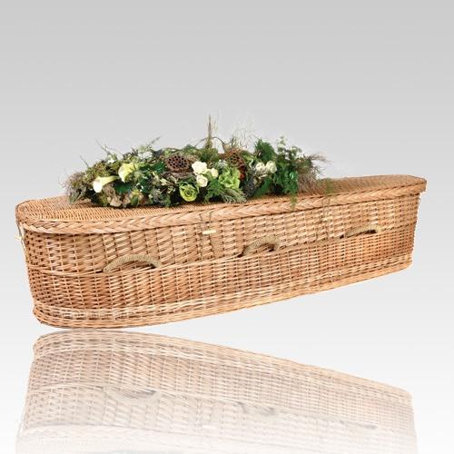 Willow Green Burial Caskets