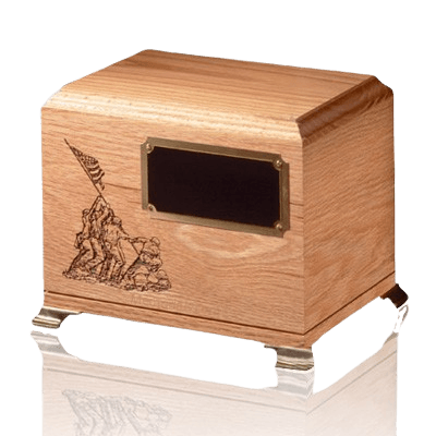 Glory Military & Veterans Cremation Urn