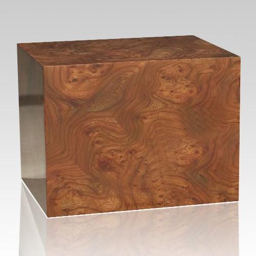 Payton Wood Cremation Urn